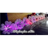 China Led Inflatable Flower Chain, Inflatable Wedding Flower String for Sale wholesale