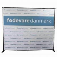 10' W X 8' H Step Repeat Adjustable Banner Stands Telescopic Backdrop