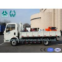 3 Tons Top Configuration 4X2 Side Wall Mini Cargo Truck Low Fuel Consumption Manufactures