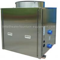 China CE Approved Swimming Pool Water Heater For Home / Villa / School / Hotel on sale