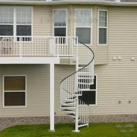 China External Spiral Staircase (9002-10) wholesale