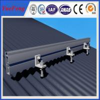 China Home or commercial roof solar mounting bracket,Asphalt Shingles mount,pv mounting system on sale