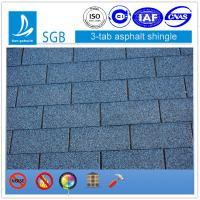 China GUYANA FIBERGLASS ASPHALT SHINGLE on sale