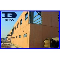 China Durable Corrugated Long Span Steel Structure Of Workshop wholesale
