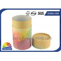 Custom Made Printed Paper Packaging Tube Round Cardboard Tubes Manufactures