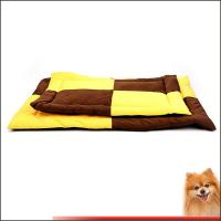 cheap extra large dog beds Short plush Silk floss cheap dog bed china factory Manufactures