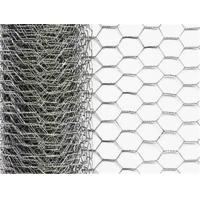 China Utility Galvanized Hexagonal Chain Link Wire Mesh Fencing For Garden Zone 24 Inch X 50 Ft wholesale