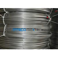 China TP316 / 316L / 316Ti Stainless Steel Coiled Tubing SS Seamless Pipe Standard on sale