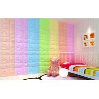 Children Home Decor Wallpapers Sound Insulation Heat Isolation Manufactures