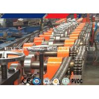 Full Automatic Steel Channel Z Purlin Roll Forming Machine With Hydraulic Cutting Manufactures