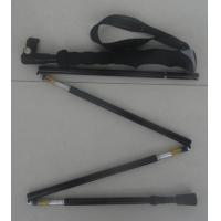4sections Alu. 7075 Foldable trekking poles