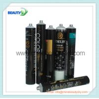 Aluminum collapsible tubes for hair color cream packing Manufactures