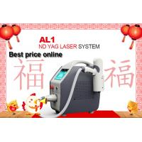 China Q Switched ND 532 1064 YAG Laser Color Tatoo Removal Skin Care Beauty Equipment on sale