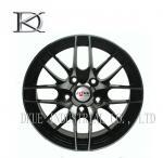 5 Hole Deep Dish Alloy Wheels 17 Deep Dish Rims Reduce Fuel Consumption
