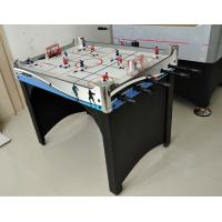 Color Graphics Rod Hockey Table MDF Stick Hockey Table With PVC Handle Manufactures