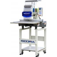 China flat bed Compact one head home embroidery machines with 3.5 inches key panel wholesale