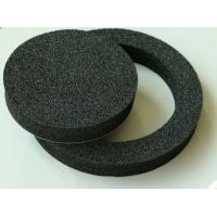 Speaker Sound Insulation Audio Car Accessories Rubber Foam Ring With Circle Manufactures