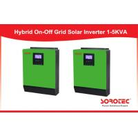 Renewable Solar Energy Inverter with 50Hz/60Hz Frequency , 3 Phase Inverters UPS DC to AC