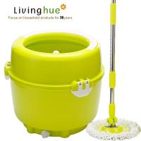 Green apple spin mop microfiber spin mop Manufactures