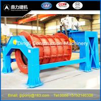 Horizontal concrete pipe making machine Manufactures
