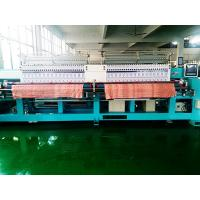 high speed computerized quilting embroidery machine for bed sheet, bedspread, mattress, home textile, apparel, curtain.. Manufactures