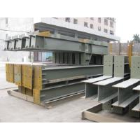 High Strength Low Carbon Workshop Steel Structure With Epoxy Resin Paint Manufactures