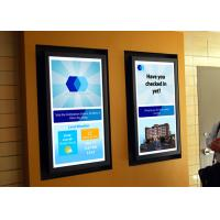 Waterproof Indoor wall mounted Digital Signage Boards in airport 55 inch 1920 x 1080 Manufactures