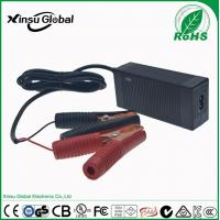 China 4A 12V lead-acid battery charger for car battery pack three-stage charge mode wholesale