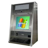China Bank Countertop Kiosk Steel frame Account Information access wholesale