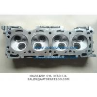 Buy cheap ISUZU 4ZD1 Cylinder Head Tapa De Cilindro del ISUZU Culata 8941463202 2.3L from wholesalers
