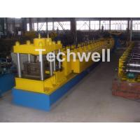 China Casting Structure Rack Beam Roll Forming Machine / Box Beam Roll Forming Machine With 1.8-2.3mm Thickness on sale