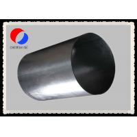 25 MM Thick Rigid Graphite Felt Cylinder Rayon Based With Graphite Foil