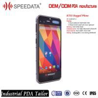 6000mAh Li ion Battery 4G LTE Touch Screen MTK 6753 Processor Handheld Industrial Terminal PDA Smartphone Manufactures