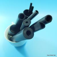 China extruded epdm rubber tubing silicone rubber extrusions profiles wholesale