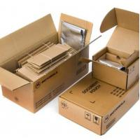 Custom Size Corrugated Packaging Boxes Recycled Materials Corrugated Board Manufactures