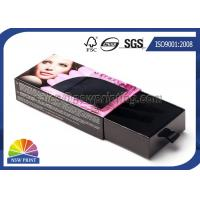 Glossy Lamination 4C Printing Paper Gift Box For Eyeshadow Palette Gift Set Manufactures