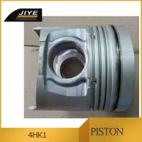 isuzu 4HK1 cylinder piston top shape 61.5mm pin 40*87 Manufactures