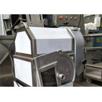 China Fruit / Vegetable Canning Equipment Slicer Machine Stainless Steel High Precision wholesale