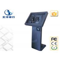 "Horizontal Anti Glare 42"" LCD Multi Touch Kiosk Stand Alone Kiosk With Metal Casing Manufactures"