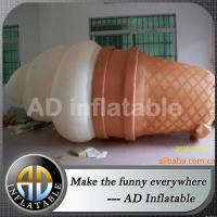 Fantastic design yummy advertising inflatable ice cream model Manufactures