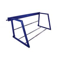 Heavy Duty Tire Storage Rack , Retail Store Wheel Display Racks Manufactures