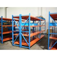 China Light Duty and Medium Duty Metal Panel or steel plate Rack For Warehouse Sorage on sale