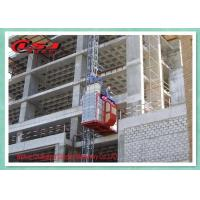 1 Ton Capacity Man And Material Hoist , Reliable Construction Site Elevator Manufactures