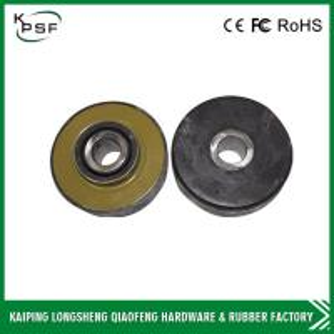 Heavy Equipment Parts Rubber Engine Mounts For Doosan DH220-3 Manufactures