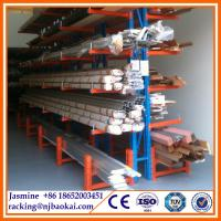 Customized Wood furniture industry storage Cantilever Rack Manufactures