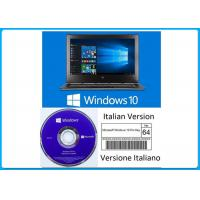 Buy cheap Windows 10 Pro Professional 64bit License Key Genuine DVD Disk FQC-08930 from wholesalers