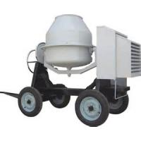China Electric engine small sell loading portable concrete mixer truck in stock on sale