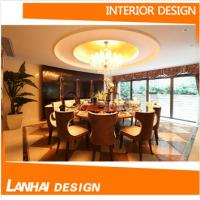 Luxury Decoration Hotel Building Architectural Design Manufactures