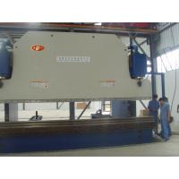 Quality 600 Ton 6 M Hydraulic Press Brake Machine For Light Pole 45 Kw for sale