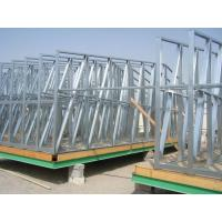 China SAA Light Steel Frame Houses , Structural Steel Fabrication Workshop on sale
